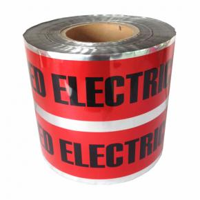 Underground Detectable Marking Tape Warning tape