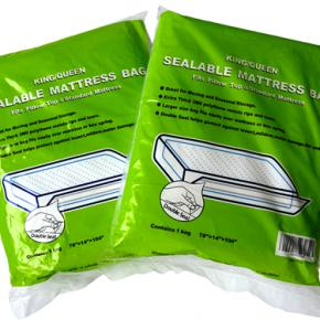 Plastic Mattress Storage Sealable Bags