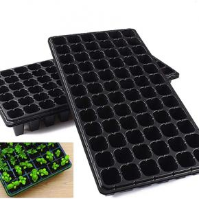 72 Cell Seedling Trays Plastic Tray Nursery Pots